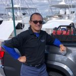 Tony Service Manager KB Marine Sales