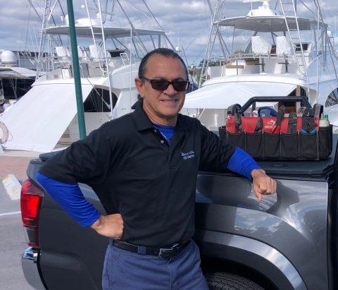 Tony Service Manager KB Marine Sales