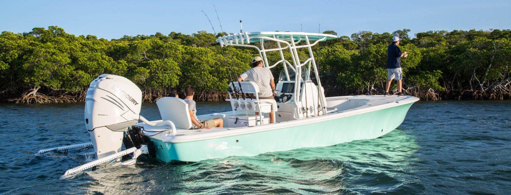 SeaVee Boat