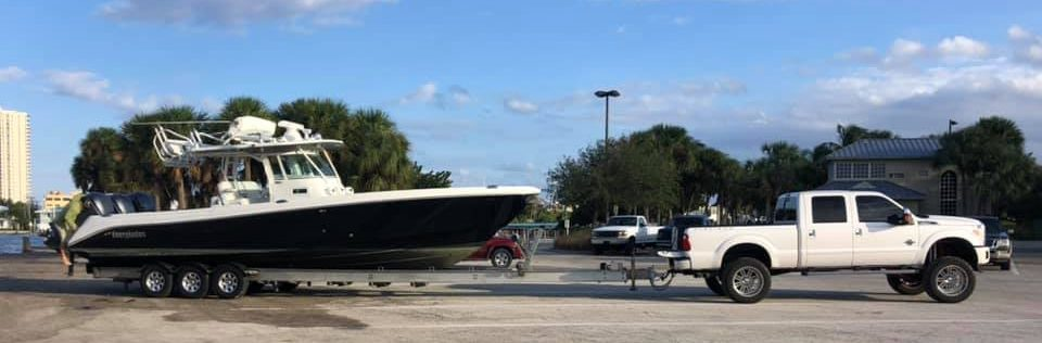 boat transport KB Marine Sales